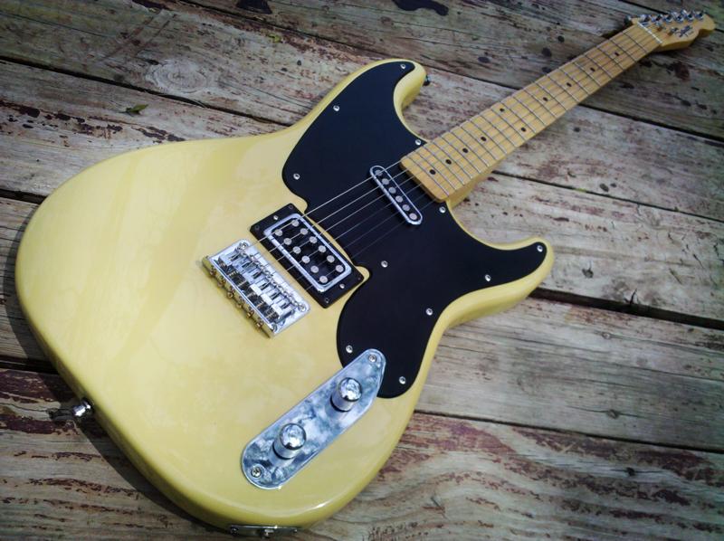 Guitar fetish guitar pickups confirm
